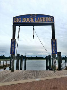 The NEW Big Rock Landing site now moved from the easternmost part of downtown to the western part of downtown Morehead City. This is one of the largest Blue Marlin fishing tournaments in the world.