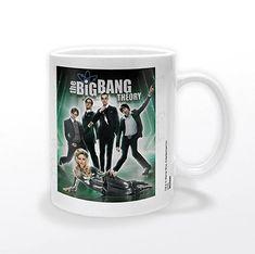 The Big Bang Theory Mug @ niftywarehouse.com #NiftyWarehouse #BigBangTheory #TV #Show #BigBangTheoryShow #BigBangTheoryTVShow #Comedy