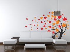 Strom s listy