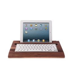 iPad Tray Walnut now featured on Fab.