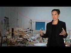 Biennale Arte 2013 - United States of America, Sarah Sze