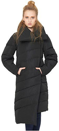 Etecredpow Men Outdoor Portable Warm Plain Hooded Parkas Puffer Down Coats