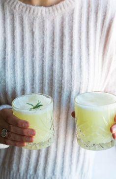 Ingefær-lime drik - Stinna
