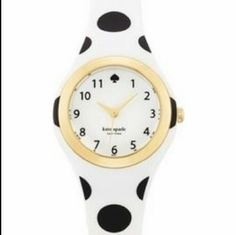 JUST IN! KATE SPADE  Woo Hoo! It's here!! Brand new Kate Spade watch! More deets to come! kate spade Accessories Watches