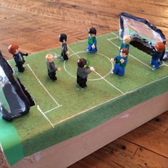 soccer valentines day box classroom party valentines valentinesdaybox boy - Soccer Valentine Box