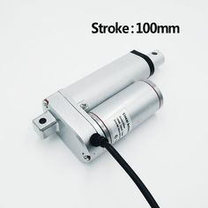Electric Linear Actuator DC Motor 100mm Stroke Linear Motion Controller 12V 24V 100/200/300/500/600/750/800/900/1100/1300/1500N |  Buy online Electric Linear Actuator DC Motor 100mm Stroke Linear Motion Controller 12V 24V 100/200/300/500/600/750/800/900/1100/1300/1500N only US $21.69 US $21.69. Here we will give you the best deals of finest and low cost which integrated super save shipping for Electric Linear Actuator DC Motor 100mm Stroke Linear Motion Controller 12V 24V…