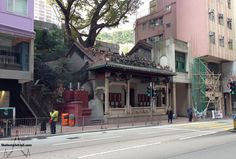 Hung Shing Temple, Wanchai | by thetempletrail