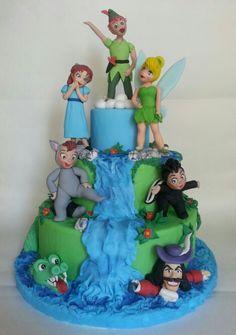 Trilly Peter pan cake