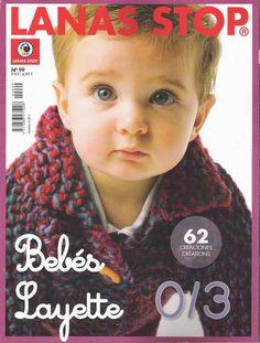Lanas Stop 99 Bebes - Les tricots de Loulou - Picasa Albums Web