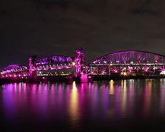 Little Rock Bridges, Little Rock, Arkansas, United States