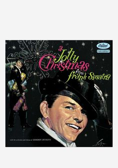A Jolly Christmas From Frank Sinatra LP