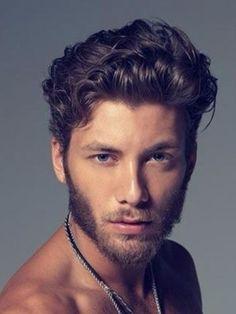 Men's Hair & Beard.
