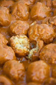 Vegan Falafel Curry | ElephantasticVegan.com