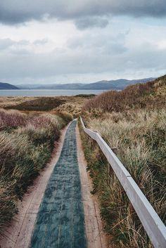 Beautiful walking path...