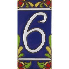Decorative Tile House Numbers Collage Thassos Crema Marfil Calacatta Gold Smoke Zcbscollcrwjp