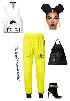 """Untitled #1825"" by stylesbynickey ❤ liked on Polyvore featuring Off-White, Joomi Lim, Brooks Brothers and TSATSAS"