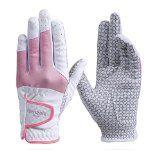 Henzzle Femme Ladies Gants de golf Women Golf Coupe-vent/ Gants Thermiques-Paire Both hands