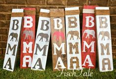 bama on front Roll Tide on back Alabama Logo, Alabama Football, Alabama Crimson Tide, Lsu, American Football, Roll Tide Images, Sweet Home Alabama, Alabama Decor, Alabama Crafts