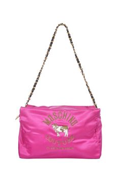 #Moschino #pink #satin #bag #shoes #fashion #vintage #clothes #designer #onlineshopping #secondhand #mymint