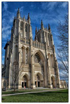 National Cathedral - Washington, DC | Flickr - Photo Sharing!