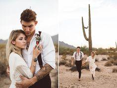 Embrace Wild Love – 20 Breathtaking Desert Engagement Photos We Love!