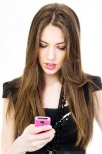How to Expel Cell Phone Addiction in Teenagers the Best Way - Cell phone in hand, ear phones in the ears, chewing a mouth full of gum, giving you a completely dumb look – wondering what kind of description it is and who exactly is being described here? #kids #mobile #safety