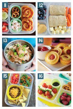 Awesome Sandwich Free School Lunch Ideas