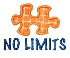 FREE! Autism Awareness Appliques | FREE | Machine Embroidery Designs | SWAKembroidery.com JesseKate Designs