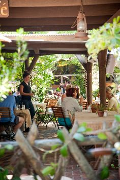 Outdoor dining | Restaurant Review