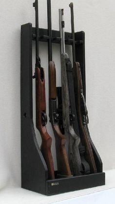 build a gun rack - Google Search