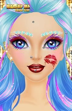 Chica Fantasy, Girly Pictures, Disney Characters, Fictional Characters, Halloween Face Makeup, Disney Princess, Pink, Art, Style