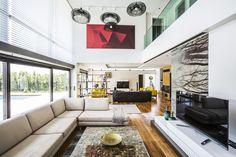Contemporary Residence by Bahadir Kul Architects,  Kayseri ,Turkey