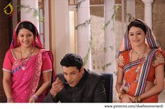 Catch all the live action happening on the sets of Punar Vivah brought to you exclusively by Shashisumeet Productions