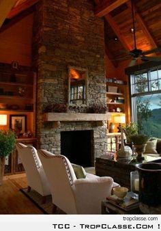 Belles maisons en bois 31