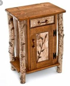 Image result for log end table