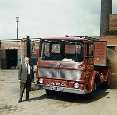 Old Trucks, Vintage Trucks, Bedford Truck, Old Lorries, Commercial Vehicle, Local History, Old English, Classic Trucks, Mercury