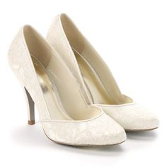 Ivory Wedding Shoes from Monsoon! Gorgeous and very comfortable!