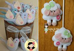 Imagens: http://atelieanapaulayoshida.blogspot.com.br e http://www.sonhosdemel.com
