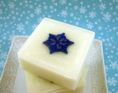 I love it, a Winter soap for those of us who Do NOT celebrate Christmas http://www.etsy.com/listing/85005016/holiday-christmas-soap-jack-frost-type $5.50