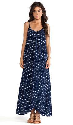 resort maxi dress // $84