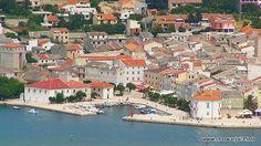 Przepiękne miasto Pag położone na wyspie o tej samej nazwie http://www.chorwacja24.info/kvarner/pag #pag #chorwacja #croatia