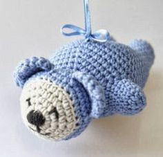 Flying Bear Amigurumi Pattern - Free Amigurumi Patterns