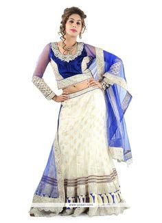 Vivid A Line Lehenga Choli For Wedding Model: YOLEN2671