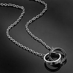 cartier Double necklace