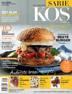 Ruta Home Made European Cuisine – Westmont, IL Burger Recipes, Lunch Recipes, Great Recipes, South African Recipes, Ethnic Recipes, Beste Burger, European Cuisine, One Pot Meals, Kos