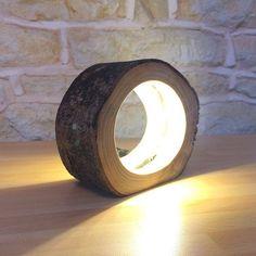 Petit journal de LED Table lumineuse lampe par Uniquelightingco