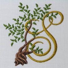 Tree of Life Alphabet- S