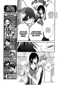 Namaikizakari Capítulo 59 página 33 - Leer Manga en Español gratis en NineManga.com