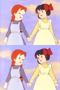 빨강머리앤 배경화면모음 03 ! : 네이버 블로그 Anne Shirley, Mood Light, Old Cartoons, Equestria Girls, Nerdy, Retro Vintage, Memes, Anime Art, The Past