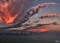 Fotografía Juego de nubes por Redi Pérez en 500px